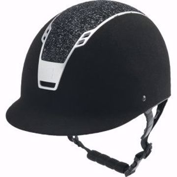 Equipage Priority Helmet Suede