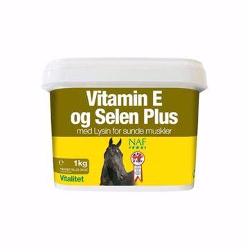 NAF Vitamin E Selen & Lysin